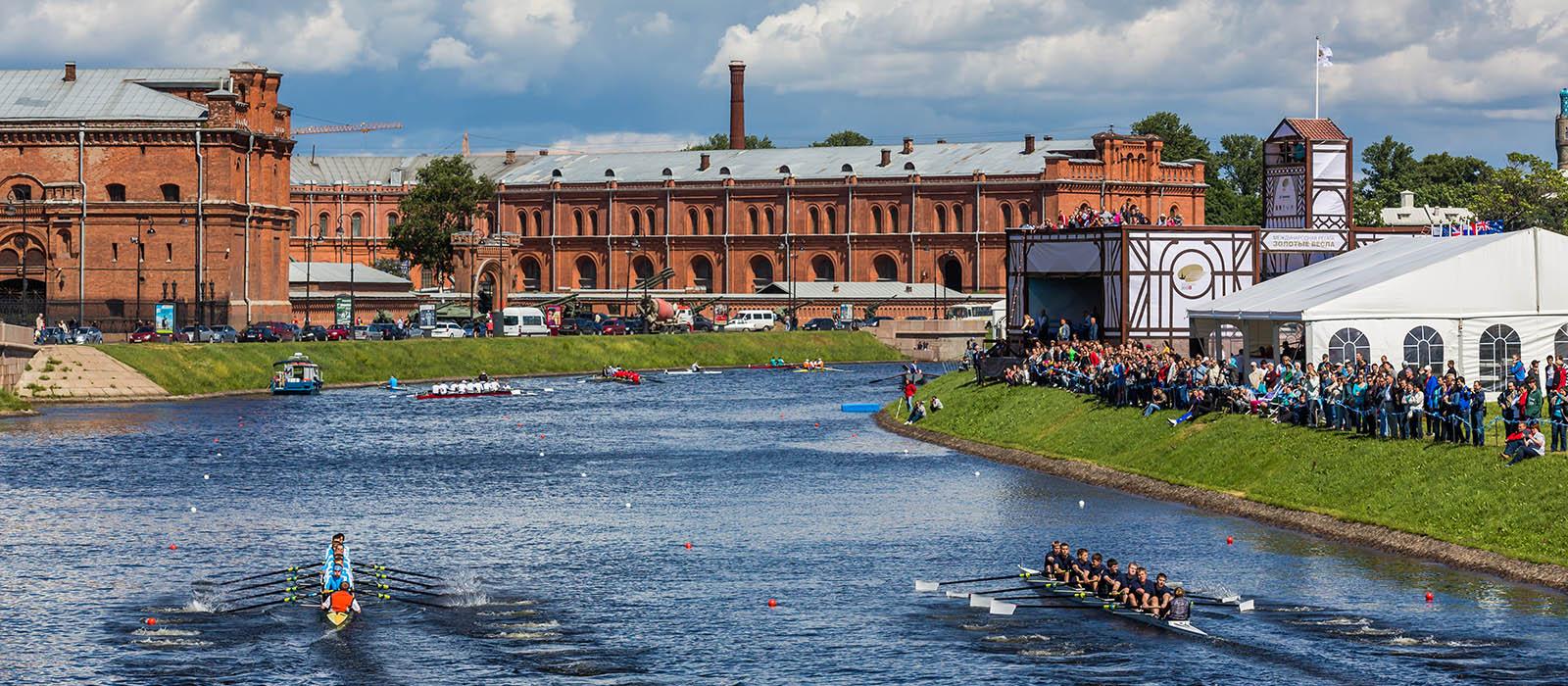 Kronverk Canal